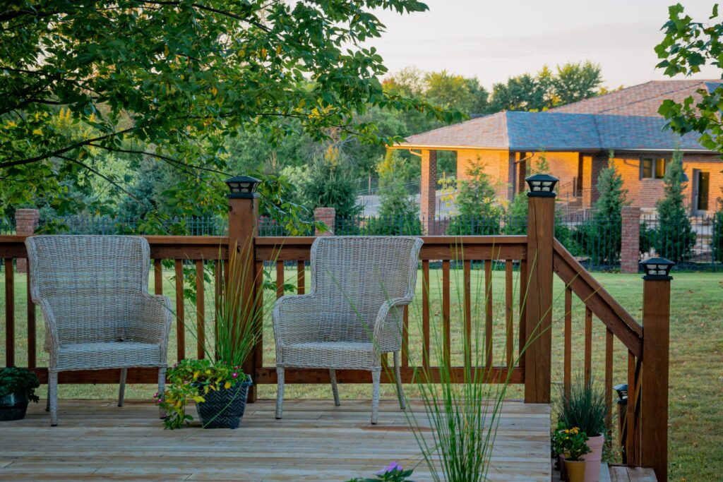 Celebrate in your backyard this Memorial Day Weekend.
