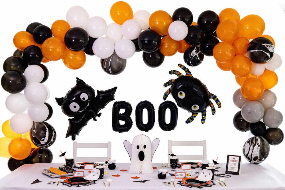 Full Halloween Party Kit